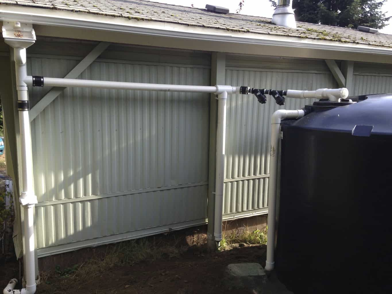Nanoose Rainwater Harvesting