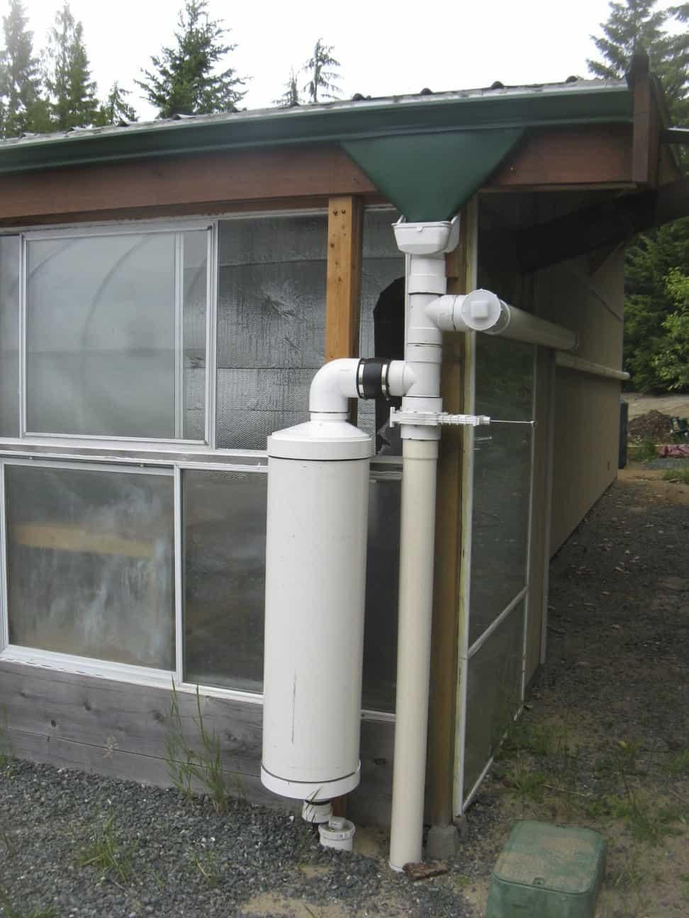 Rainwater Harvesting On Vancouver Island Jaan Designs